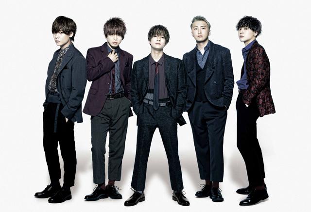 5人組ダンス&ボーカルユニット「Da-iCE」