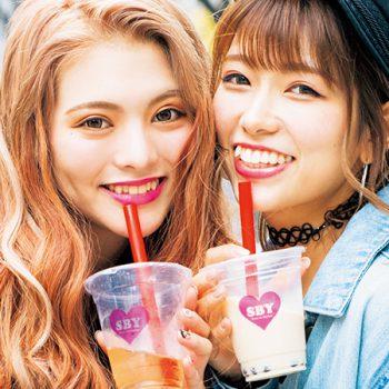 LOVEgggモデルがおすすめする渋谷フードスポット5選